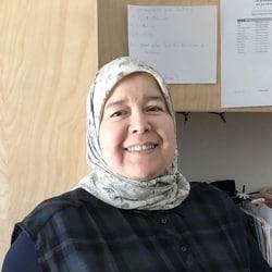 Yasmina Ghoufi